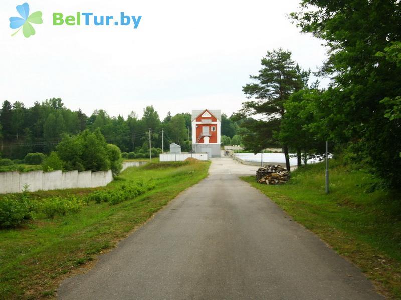 Отдых в Белоруссии Беларуси - база отдыха Добромысли - Территория и природа