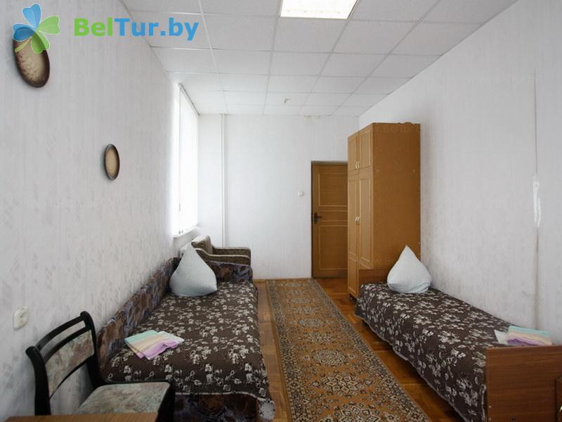 Отдых в Белоруссии Беларуси - база отдыха Добромысли - пятиместный однокомнатный (гостевой дом №1)