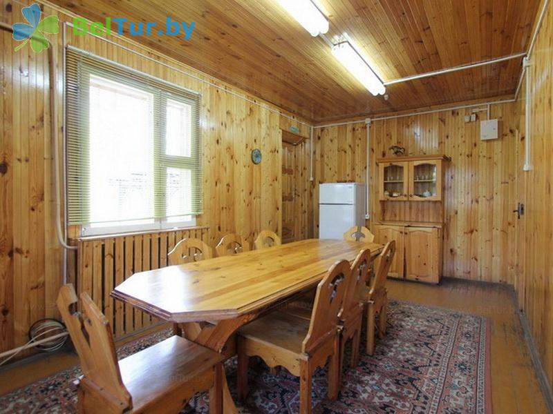Отдых в Белоруссии Беларуси - база отдыха Добромысли - Баня русская