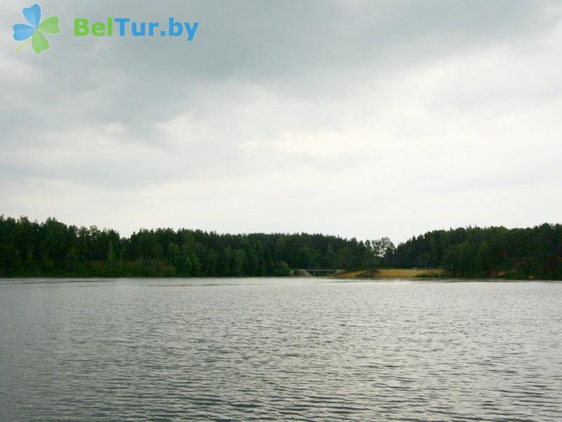 Отдых в Белоруссии Беларуси - база отдыха Добромысли - Рыбалка