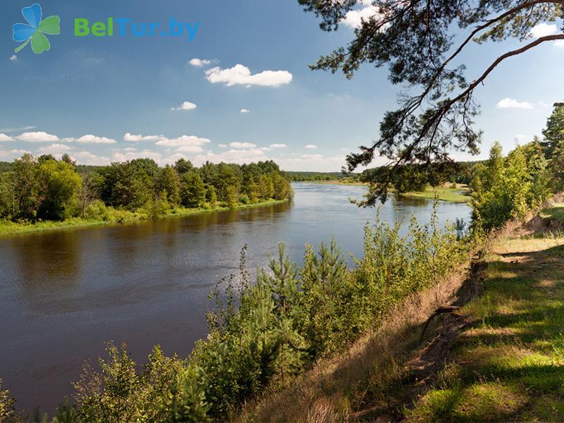 Отдых в Белоруссии Беларуси - дом охотника Сморгонский - Водоём