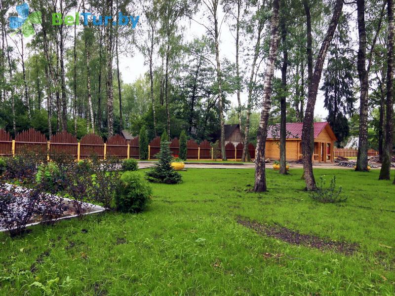 Отдых в Белоруссии Беларуси - дом охотника Сморгонский - Территория и природа