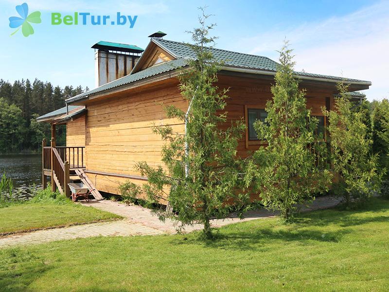 Отдых в Белоруссии Беларуси - база отдыха Золово - баня