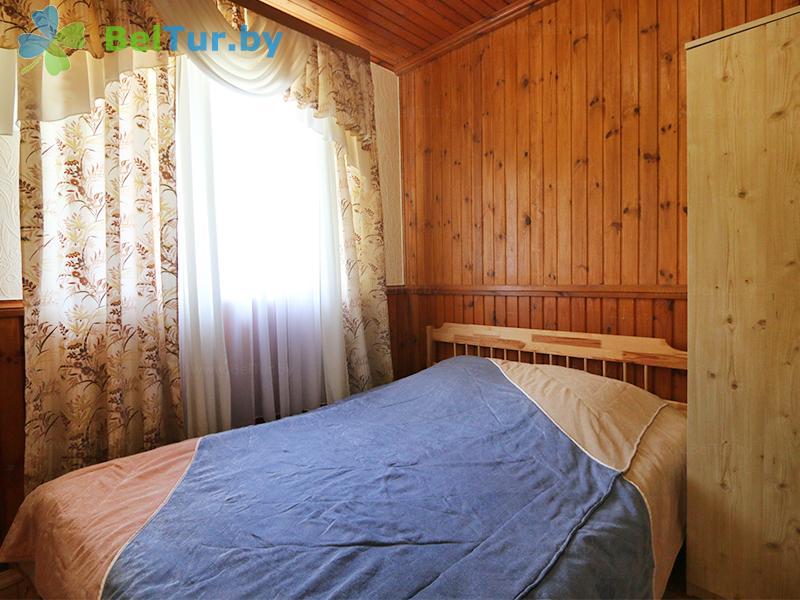 Отдых в Белоруссии Беларуси - база отдыха Золово - одноместный однокомнатный (коттедж №2)
