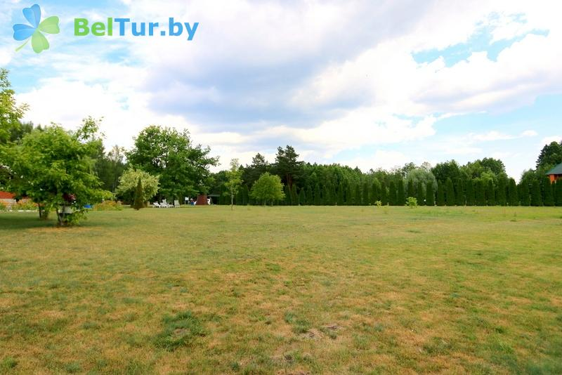 Отдых в Белоруссии Беларуси - база отдыха Золово - Территория и природа