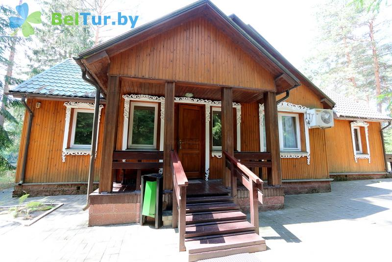 Отдых в Белоруссии Беларуси - база отдыха Золово - коттедж №3