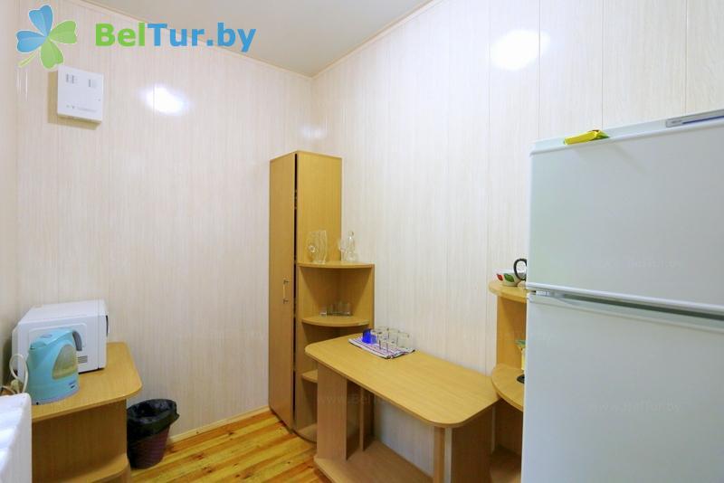 Отдых в Белоруссии Беларуси - база отдыха Золово - дом (5 человек) (коттедж №3)