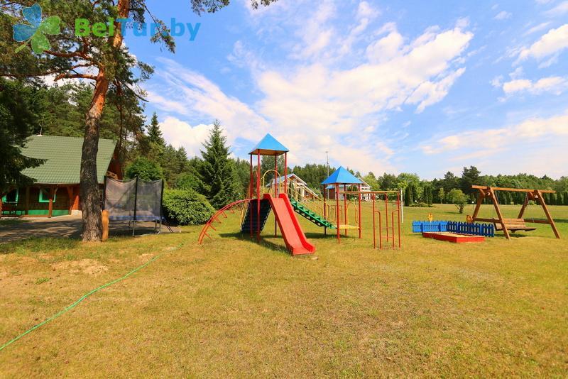 Отдых в Белоруссии Беларуси - база отдыха Золово - Детская площадка