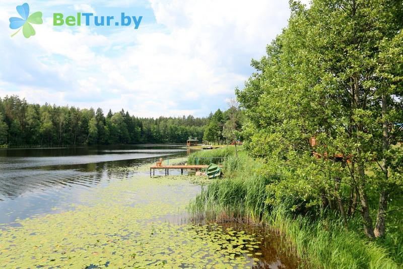 Отдых в Белоруссии Беларуси - база отдыха Золово - Водоём