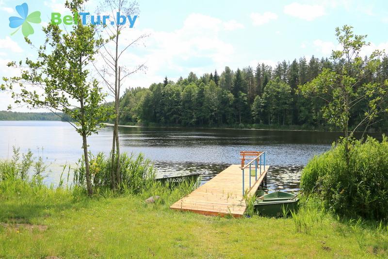 Отдых в Белоруссии Беларуси - база отдыха Золово - Рыбалка