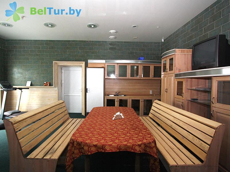 Отдых в Белоруссии Беларуси - гостиничный комплекс Динамо - Сауна