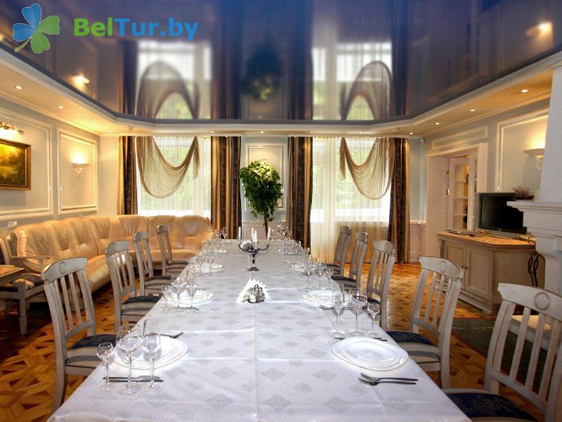 Отдых в Белоруссии Беларуси - гостиничный комплекс Динамо - двухместный трехкомнатный люкс (гостиница)