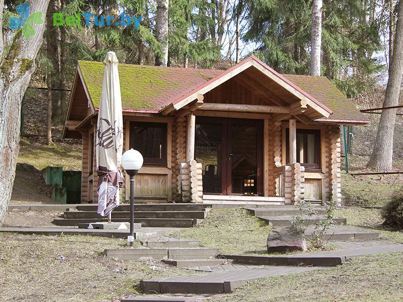 Отдых в Белоруссии Беларуси - гостиничный комплекс Динамо - Беседка