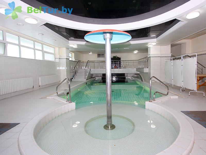 Отдых в Белоруссии Беларуси - гостиничный комплекс Динамо - Бассейн