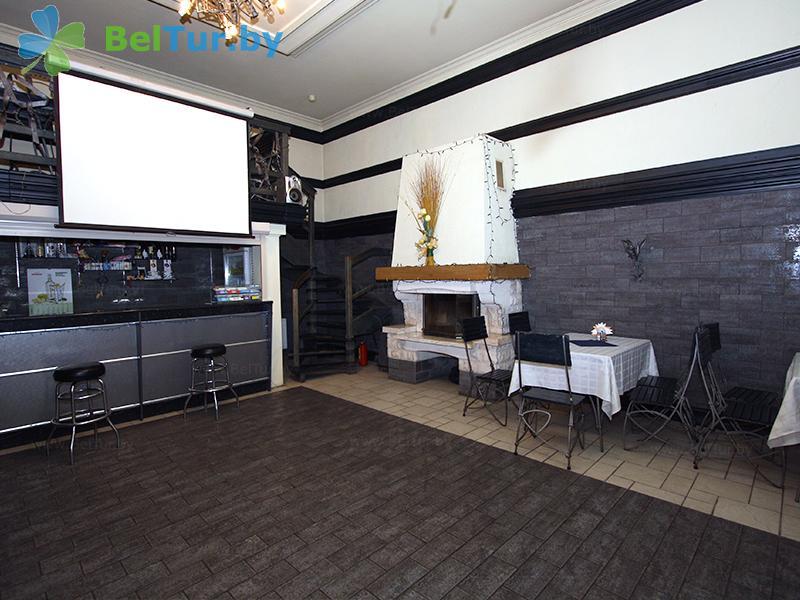 Отдых в Белоруссии Беларуси - гостиничный комплекс Динамо - Бар