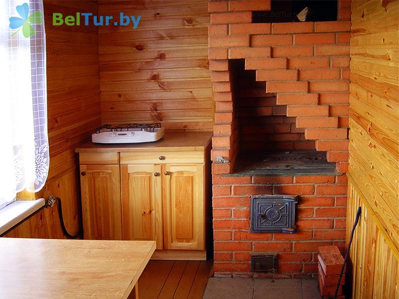 Адпачынак у Беларусі - гасцявы дом Бярэшчэ - Кухня