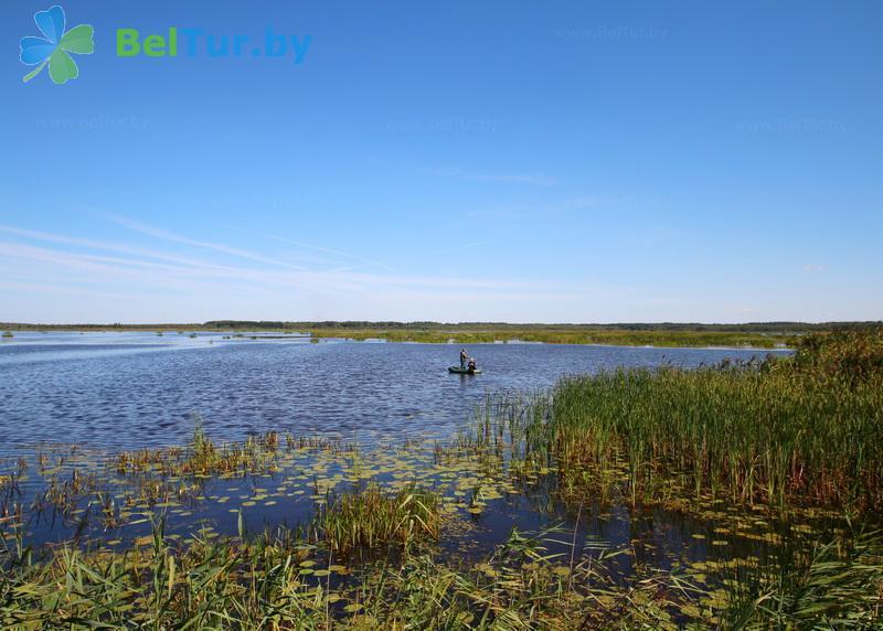 Отдых в Белоруссии Беларуси - гостевой дом Береще - Рыбалка
