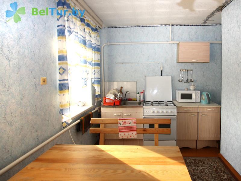 Отдых в Белоруссии Беларуси - туристический комплекс Хлупинская Буда - Кухня
