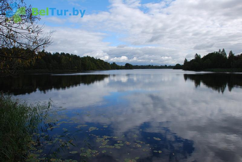 Отдых в Белоруссии Беларуси - пансионат ЛОДЭ - Рыбалка