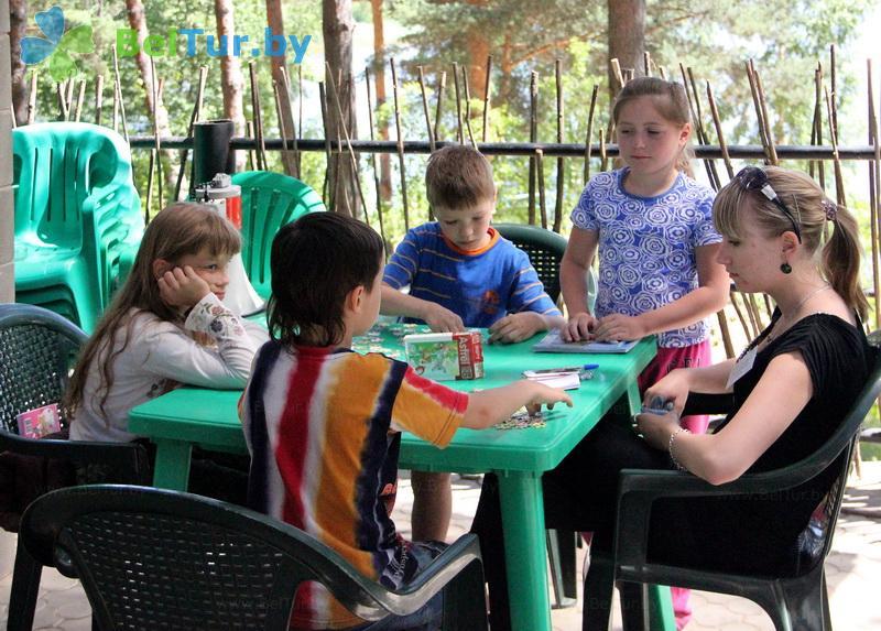 Отдых в Белоруссии Беларуси - пансионат ЛОДЭ - Детская комната