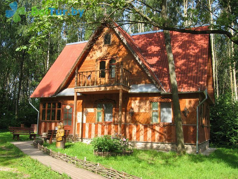 Отдых в Белоруссии Беларуси - пансионат ЛОДЭ - гостевой дом №1, 2, 3, 4