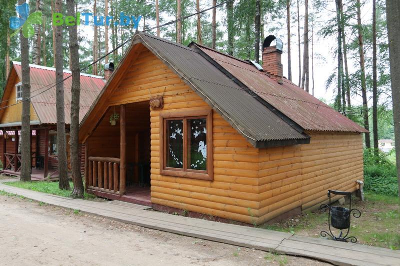 Отдых в Белоруссии Беларуси - пансионат ЛОДЭ - гостевой дом №8