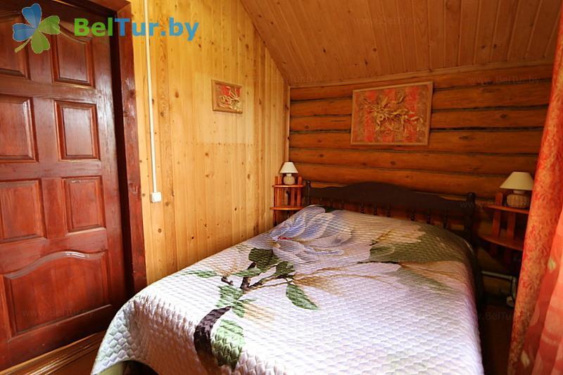Отдых в Белоруссии Беларуси - пансионат ЛОДЭ - двухместный однокомнатный (гостевой дом №18, 21 (эконом класс))