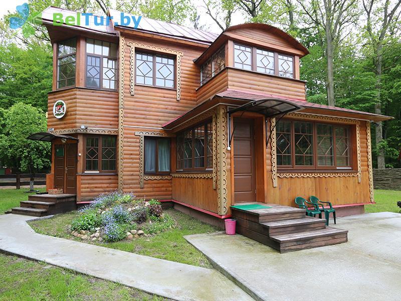 Отдых в Белоруссии Беларуси - дом охотника Переров - дом