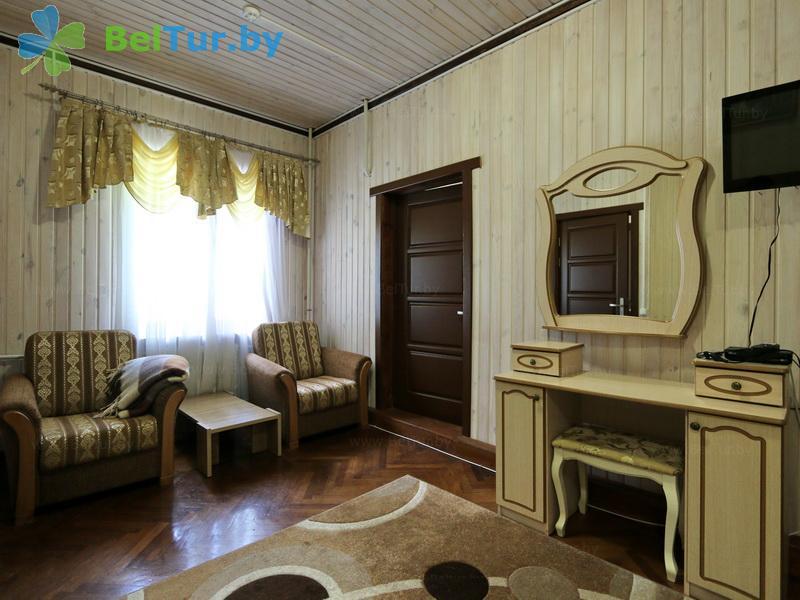 Отдых в Белоруссии Беларуси - дом охотника Переров - дом (6 человек) (дом)