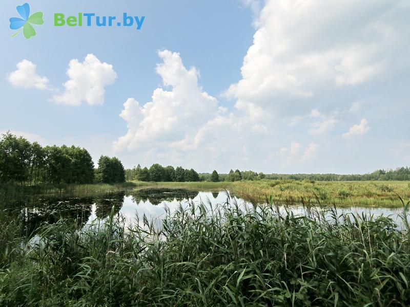 Отдых в Белоруссии Беларуси - дом охотника Переров - Рыбалка