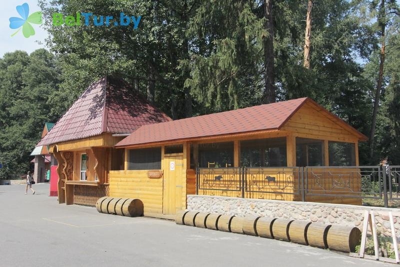 Отдых в Белоруссии Беларуси - гостиничный комплекс Каменюки - пункт проката