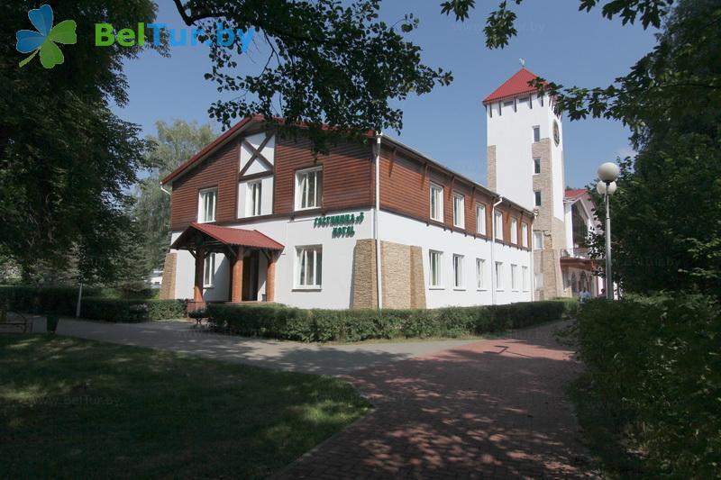 Отдых в Белоруссии Беларуси - гостиничный комплекс Каменюки - корпус №3