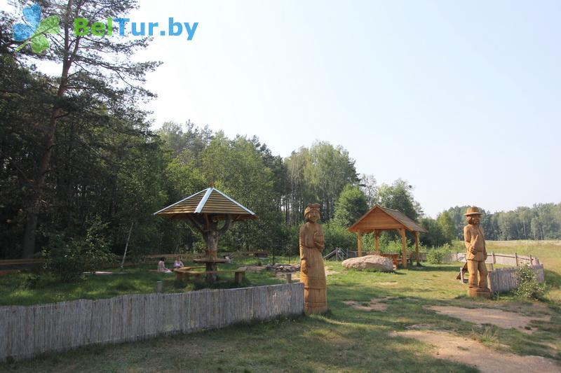 Отдых в Белоруссии Беларуси - гостиничный комплекс Каменюки - Беседка