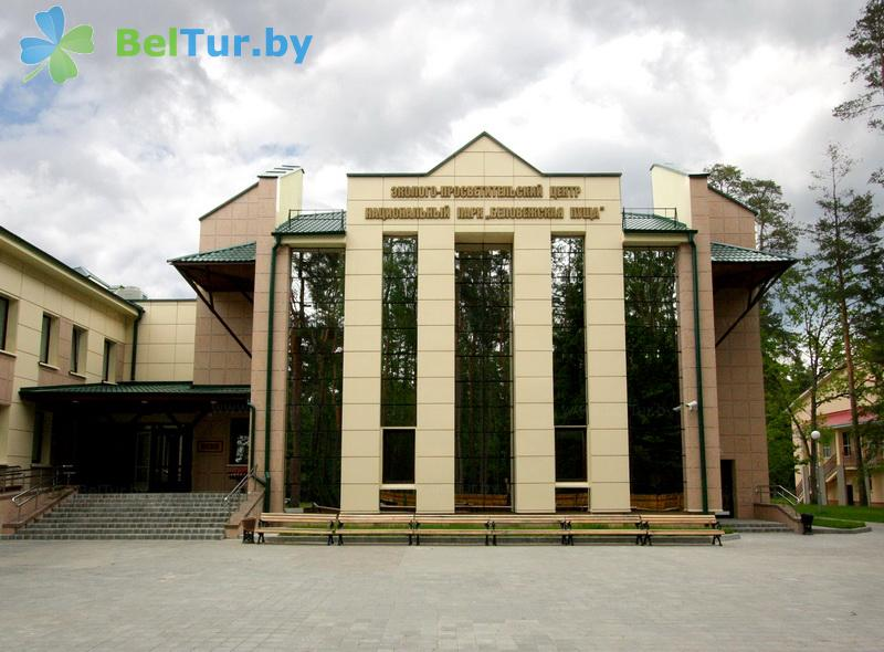 Отдых в Белоруссии Беларуси - гостиничный комплекс Каменюки - музей природы