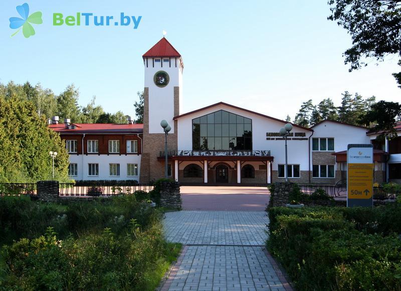 Отдых в Белоруссии Беларуси - гостиничный комплекс Каменюки - корпус №1