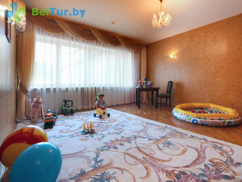 Отдых в Белоруссии Беларуси - гостиничный комплекс Каменюки - Детская комната