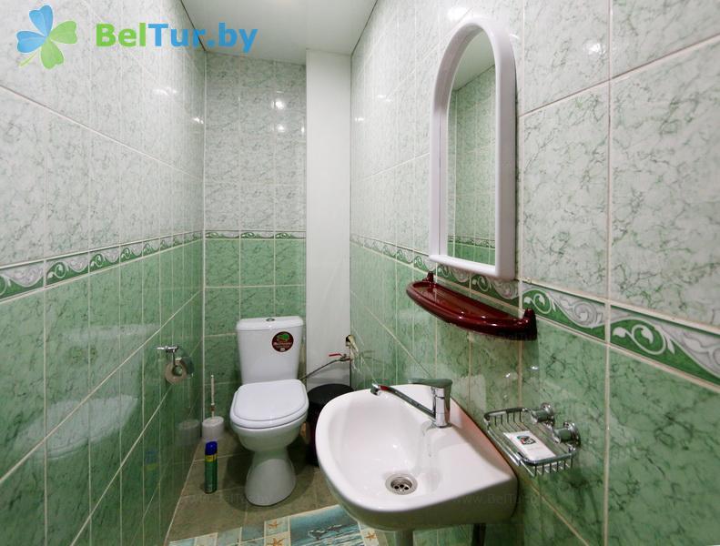 Отдых в Белоруссии Беларуси - гостиничный комплекс Каменюки - Баня русская
