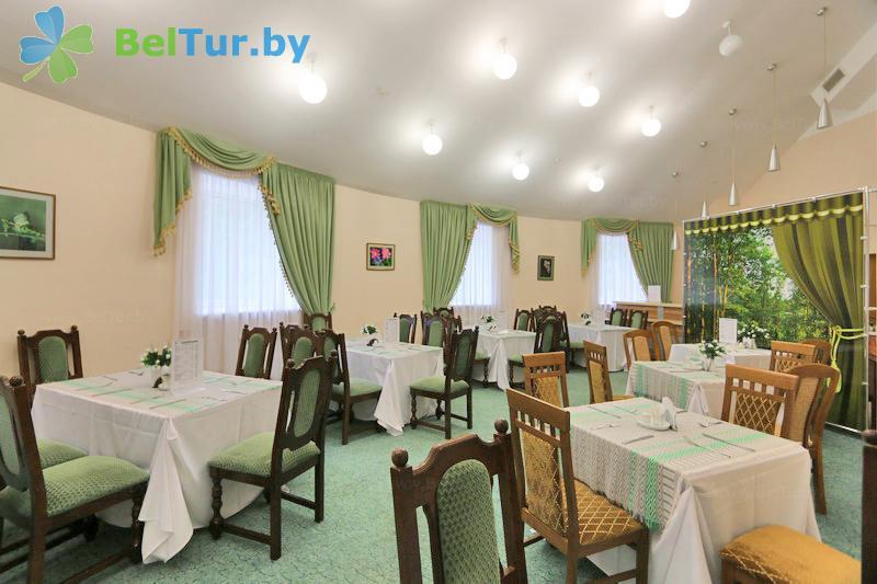 Отдых в Белоруссии Беларуси - гостиничный комплекс Каменюки - Бар