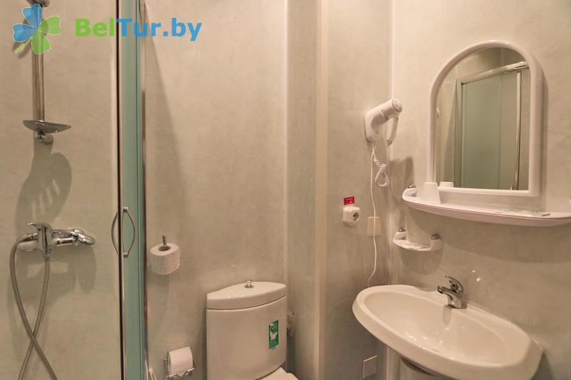 Отдых в Белоруссии Беларуси - гостиничный комплекс Каменюки - двухместный однокомнатный double (корпуса №1, 3)