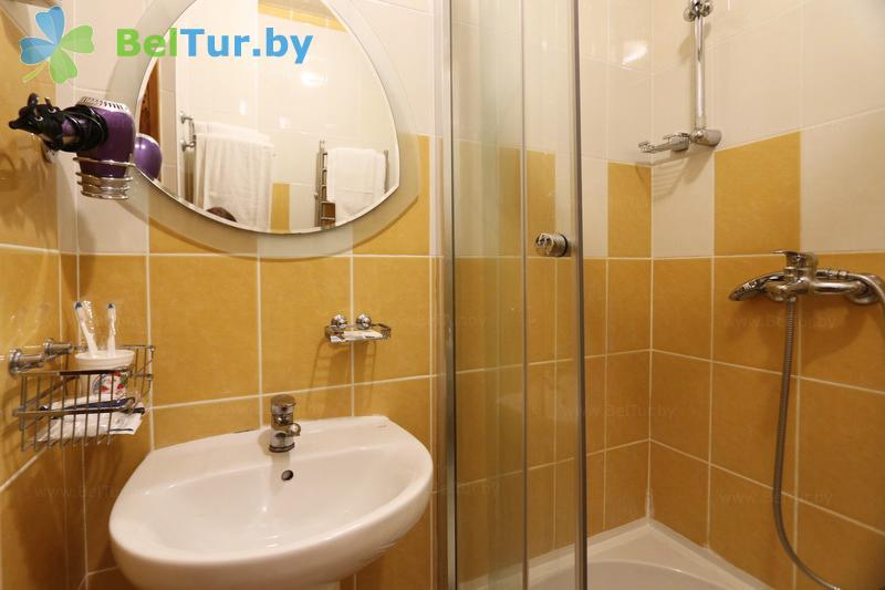 Отдых в Белоруссии Беларуси - гостиничный комплекс Каменюки - двухместный двухкомнатный люкс (корпуса №1, 3)