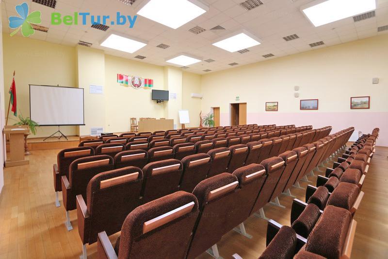 Отдых в Белоруссии Беларуси - гостиничный комплекс Каменюки - Конференц-зал