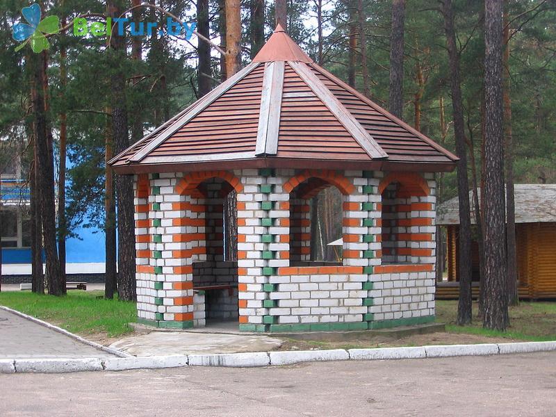 Отдых в Белоруссии Беларуси - детский оздоровительный лагерь Звездный - Беседка