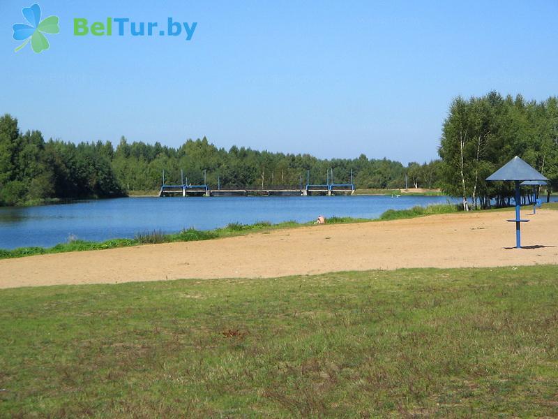 Отдых в Белоруссии Беларуси - детский оздоровительный лагерь Звездный - Водоём