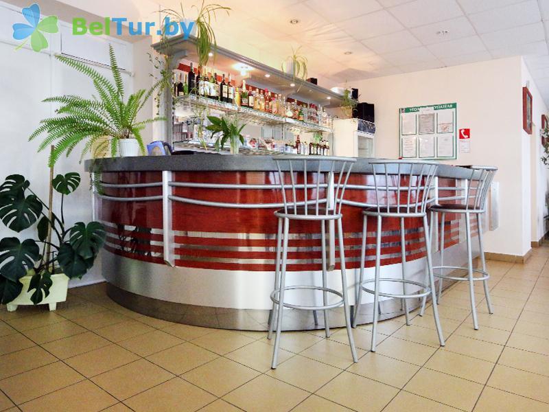 Отдых в Белоруссии Беларуси - гостиничный комплекс Каменюки, корпус №2 - Бар