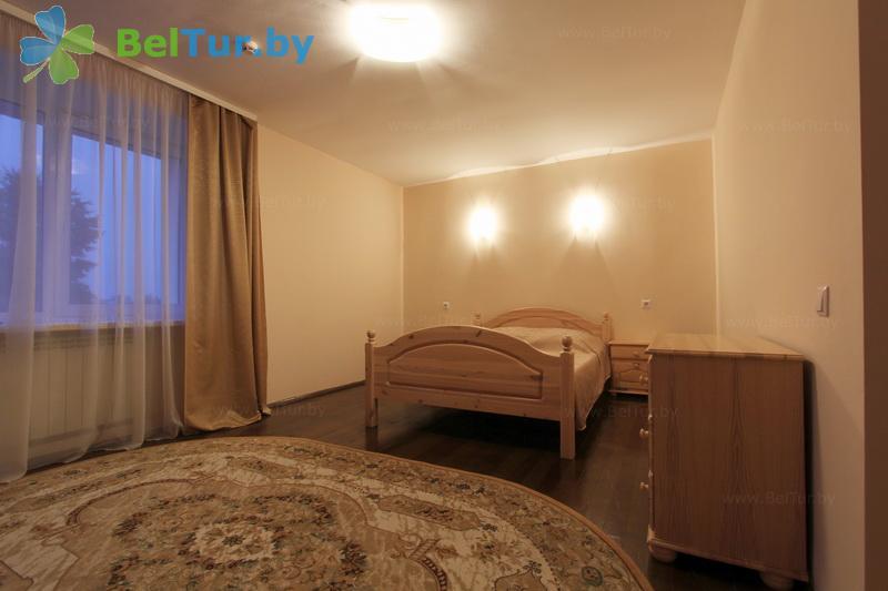 Rest in Belarus - hotel complex Kamenyuki k2 - two-room single suite (hotel №2)
