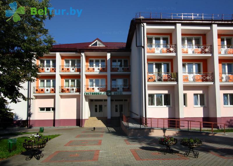 Отдых в Белоруссии Беларуси - гостиничный комплекс Каменюки, корпус №2 - гостиница №2