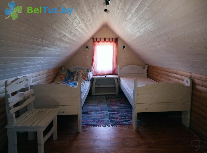 Отдых в Белоруссии Беларуси - усадьба Три бобра - двухместный однокомнатный (жилой дом)