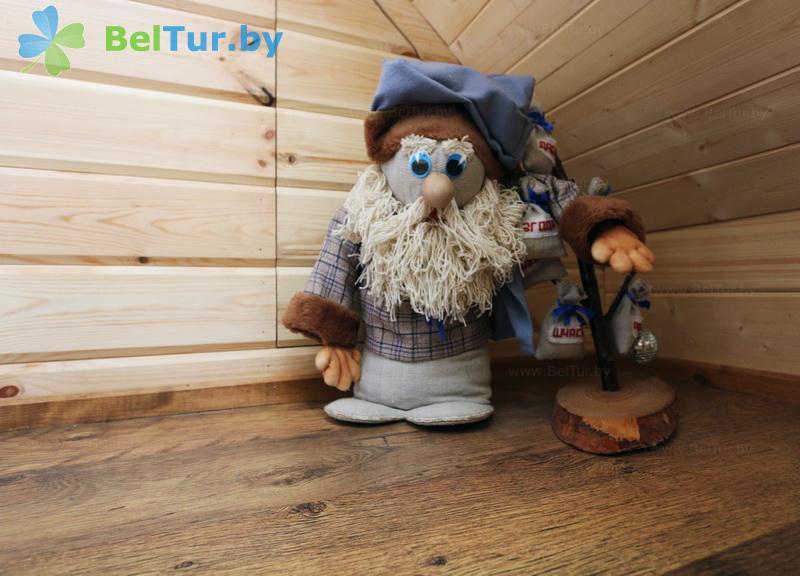 Отдых в Белоруссии Беларуси - усадьба Три бобра - дом (10 человек) (жилой дом)