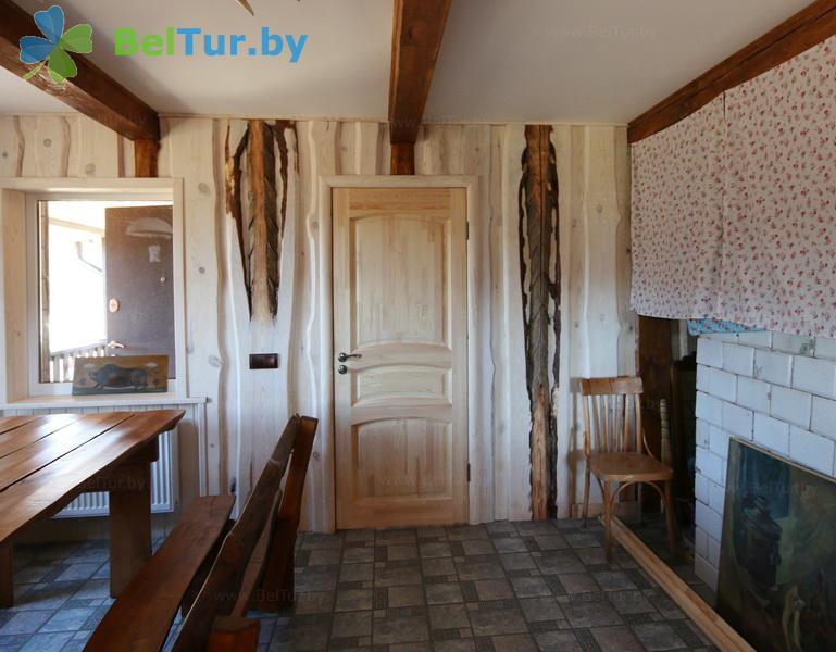 Отдых в Белоруссии Беларуси - усадьба Три бобра - Кухня