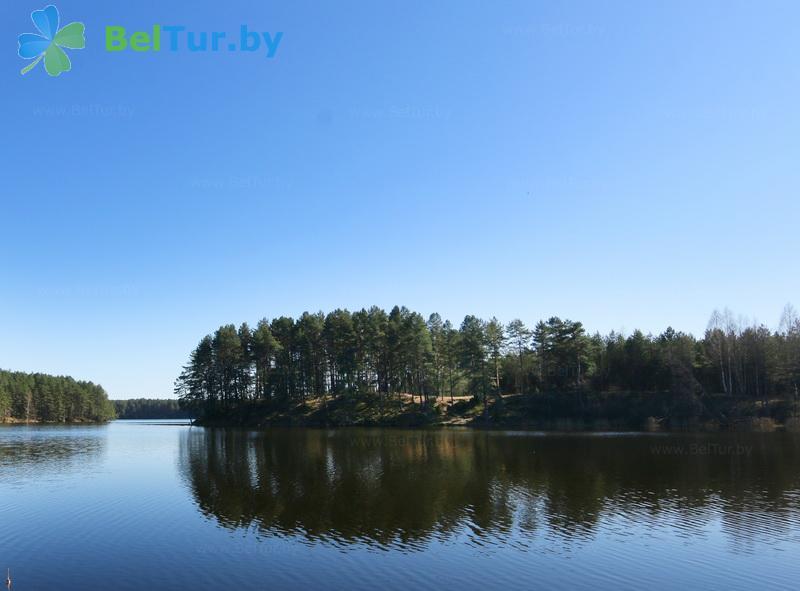 Отдых в Белоруссии Беларуси - усадьба Три бобра - Рыбалка